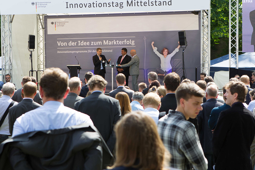 Innovationstag Mittelstand 2016