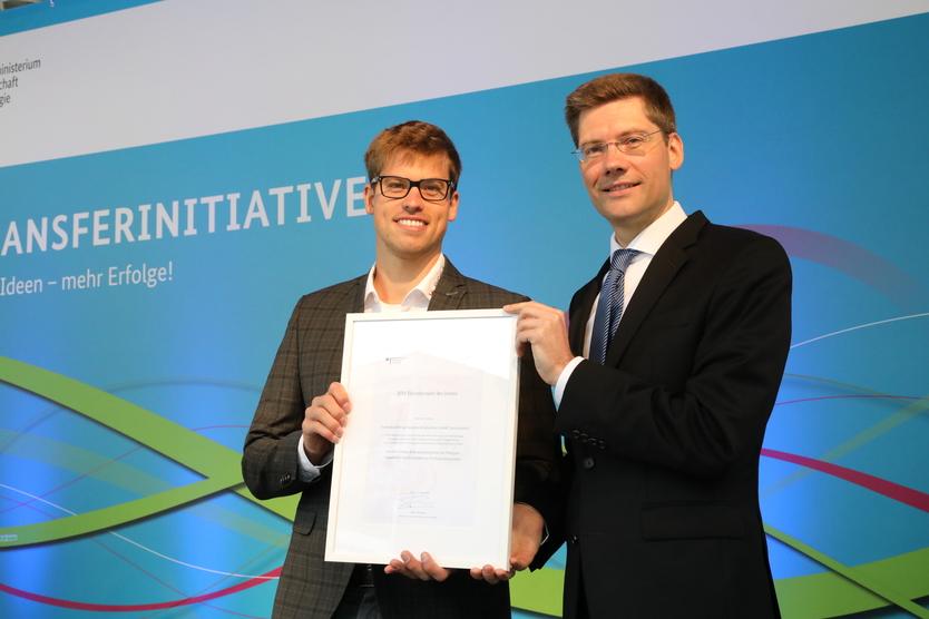 Innovationstag Mittelstand des BMWi 2019